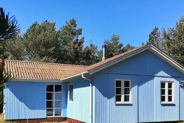 Bella casa vacanze a Snedsted vicino al Mare del Nord