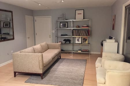Quiet 1 BR apartment with patio in great location - 罗利 - 公寓