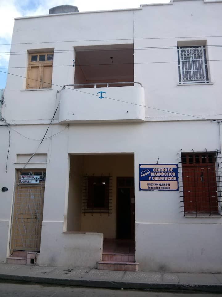 Villa Mulet:Arrendamiento Habitación Independiente