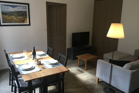 Duplex located in historic center (2 bedrooms)