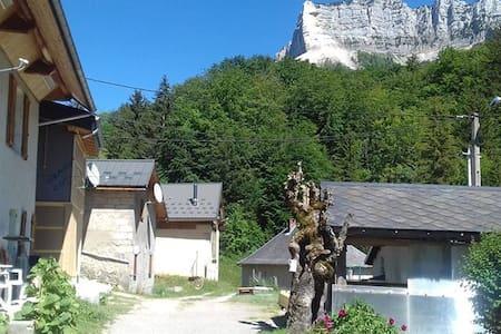 Location Savoie, Chartreuse, Entremont-le-Vieux