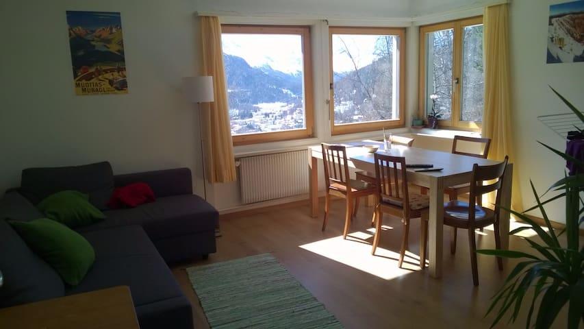 Qualche giorno in mezzo alla natura - Sankt Moritz - Apartment