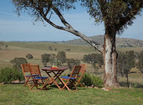 Wantana Cottage Farmstay, enjoy the amazing views.