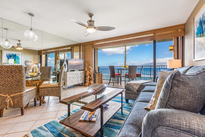 UPDATED WATERFRONT Condo with Spectacular Views!