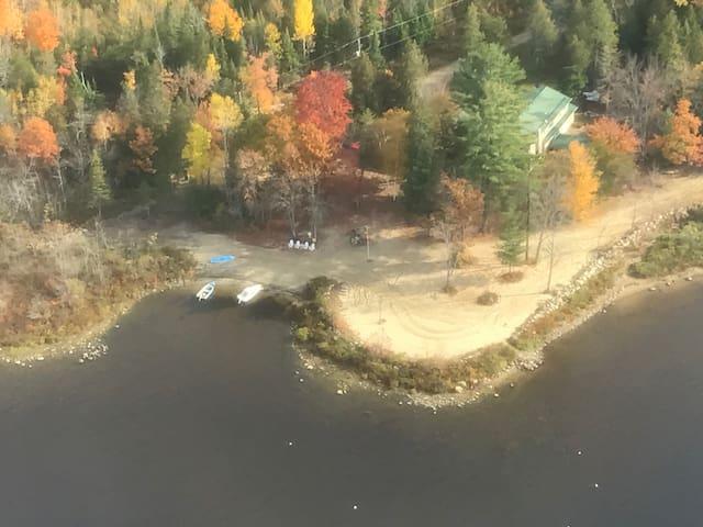 Sheenboro Amphibious Challenge Accomodations
