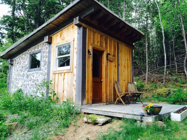 Cord Wood Cabin Retreat - Brooksville - Chatka