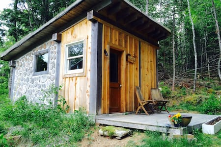 Cord Wood Cabin Retreat - Brooksville - 小木屋