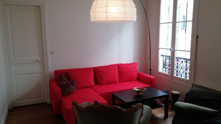 Charmant 2 pièces aux Gobelins - Paris - Apartment