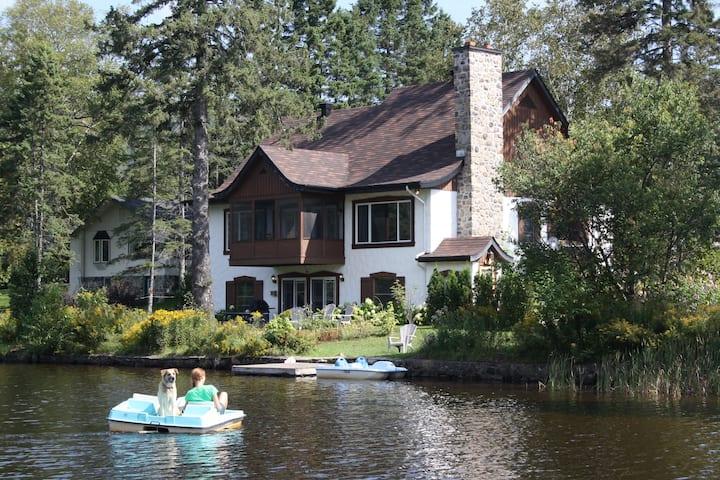 Heart of ValDavid #9 Access Pool•Lake•Bike•Spa•Ski