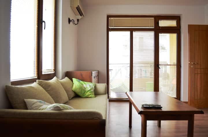 ART Apartments Pomorie -  1 Bedroom in City Center