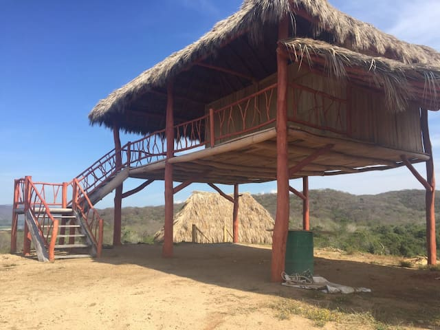 Cabaña-Palapa Mayto