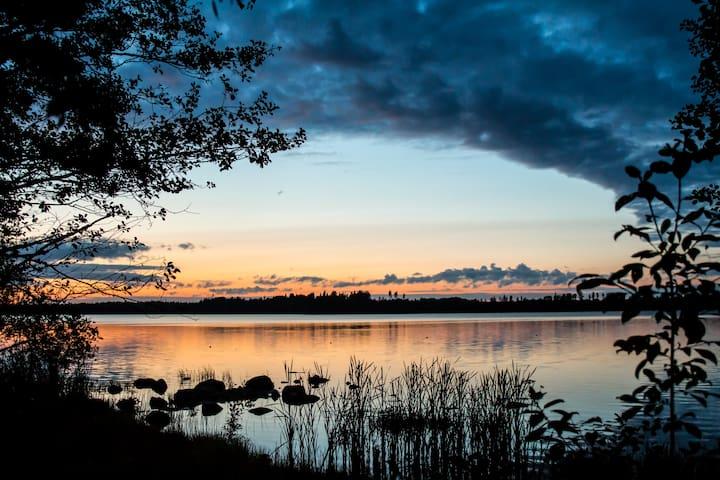 SKERRYCAPE - Lakefront Cottage & Sauna - Mäntsälä