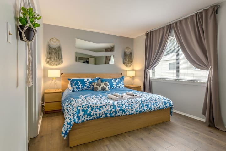 MODERN & SPACIOUS ★ 2 KING BEDS ★ FAMILY FRIENDLY