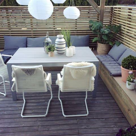 Herlig sommerhus på Nesodden - Nesodden  - Rumah