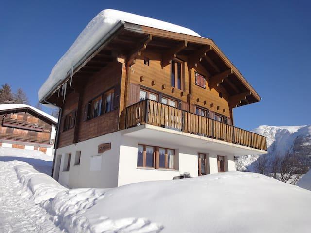 Chalet Stefanino 2, Swiss Alps