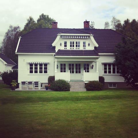 Villa med gangavstand til sjøen - Fredrikstad - Casa
