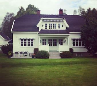 Villa med gangavstand til sjøen - Fredrikstad - Huis