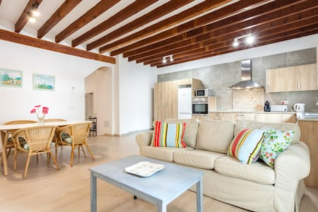 Newly refurbished apartment Old town - Palma - Apartment