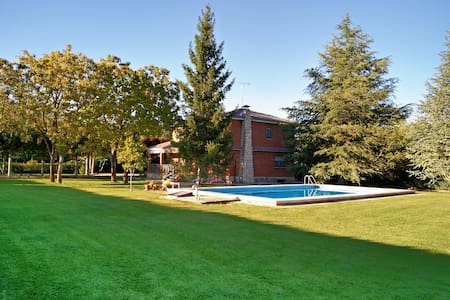 A comfortable country house for rent - Villabáñez