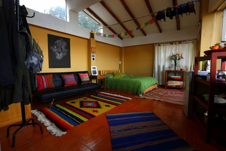 Best view Apartment in Cusco!