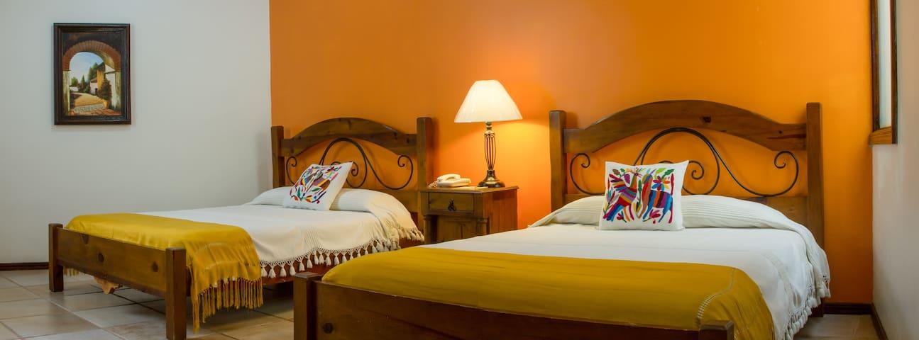 Hermosa habitación colonial - Oaxaca - Villa