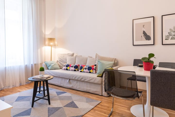 Newly Refurbished Apartment near the City Center