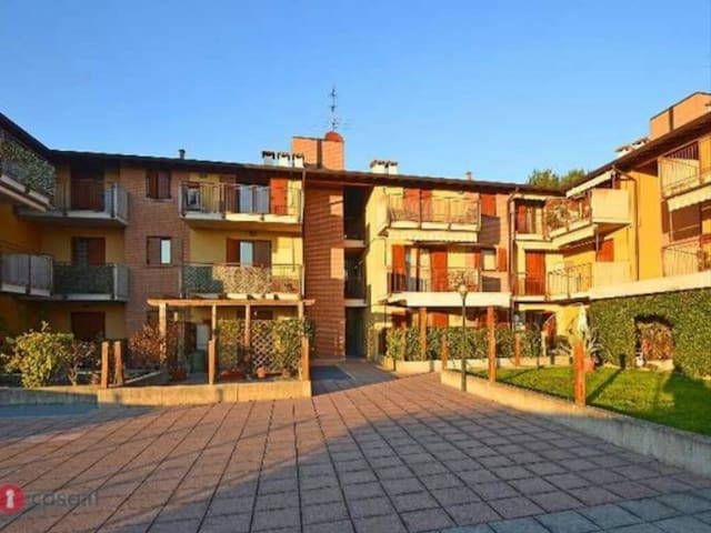 Bilocale indipende in bellissimo&sicuro residence - Roncello - Apartment