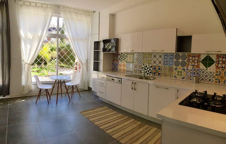 Duplex design au cœur d'Alger