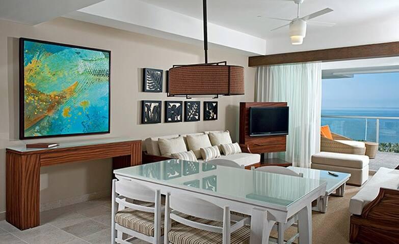 2BR Luxury Suite Grand Bliss Nuevo Vallarta