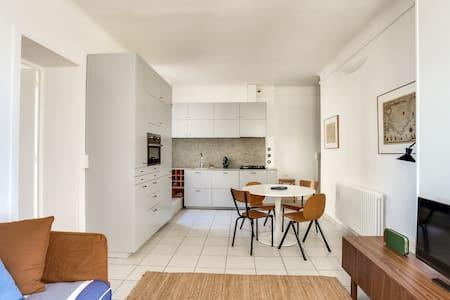 Chez Hubert, au bord de la Grande Bleue. - Sanary-sur-Mer - 公寓