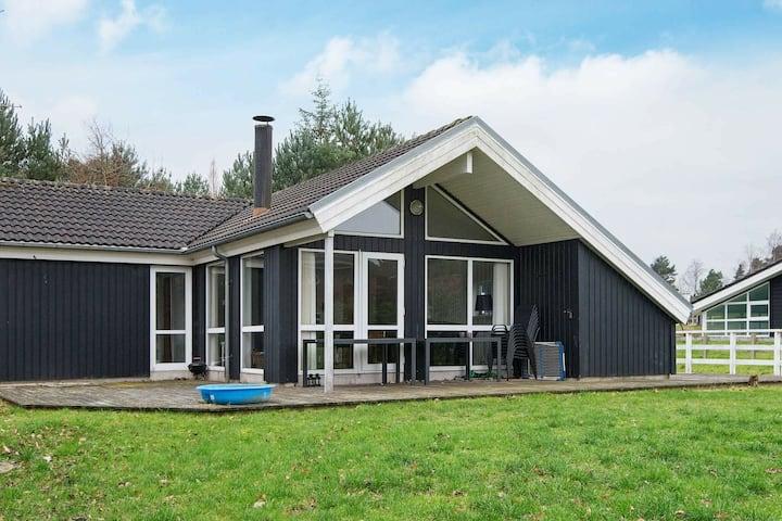 Luxury Holiday Home in Jutland near Sea