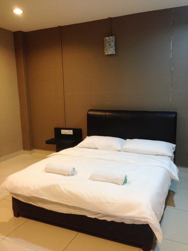 Homestay Muar - CK Room for 2