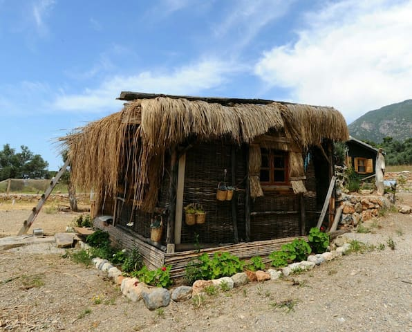 Akyaka Çingene evi - Mugla - House