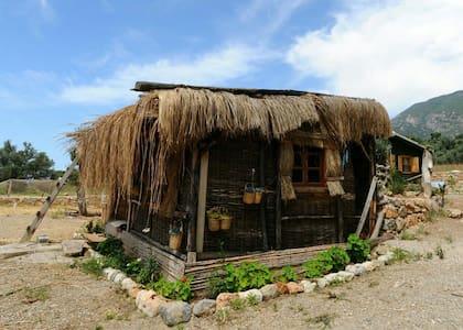 Akyaka Çingene evi - Mugla