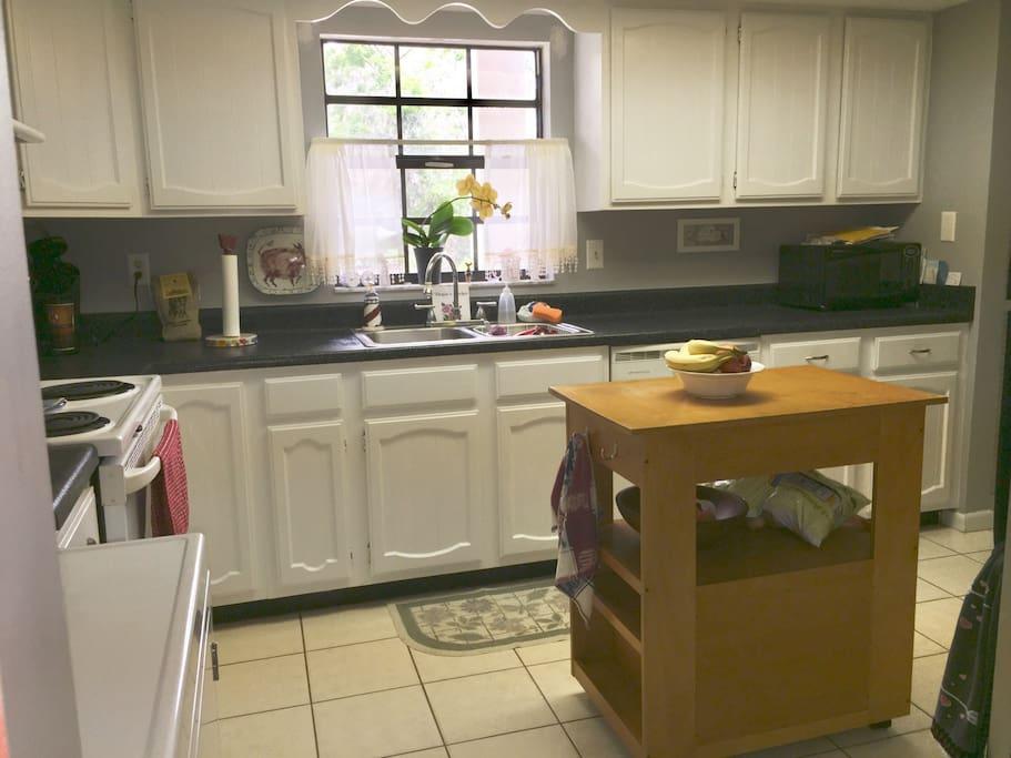 Full-use Kitchen