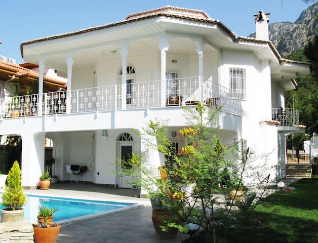 The White House - Private Pool near Azmak River