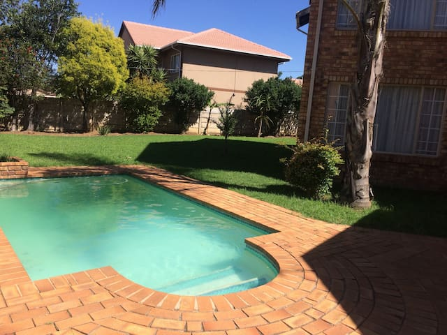 Grace Keys Guesthouse near OR Tambo airport