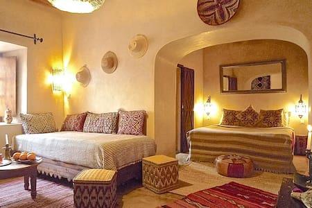 Les Jardins de Skoura Superior Room - Bed & Breakfast