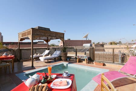 riadbb marrakech - Bed & Breakfast