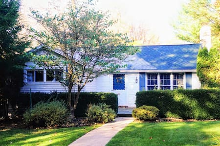 Adorable small cottage in historic Eagles Mere, PA