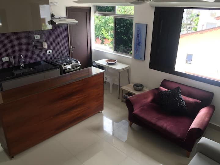 Luxury Apartment - Tombo Beach,  Guaruja