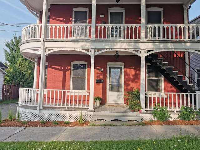 Charmant appartement au coeur de Lac Mégantic