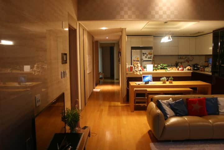 Modern Apt awesome view_Penthouse in Namyangju
