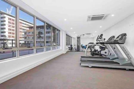 Get Comfy in Parramatta/Massage/Gym/Netflix