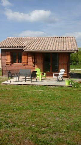 chalet  30m2 - Cartelègue - House