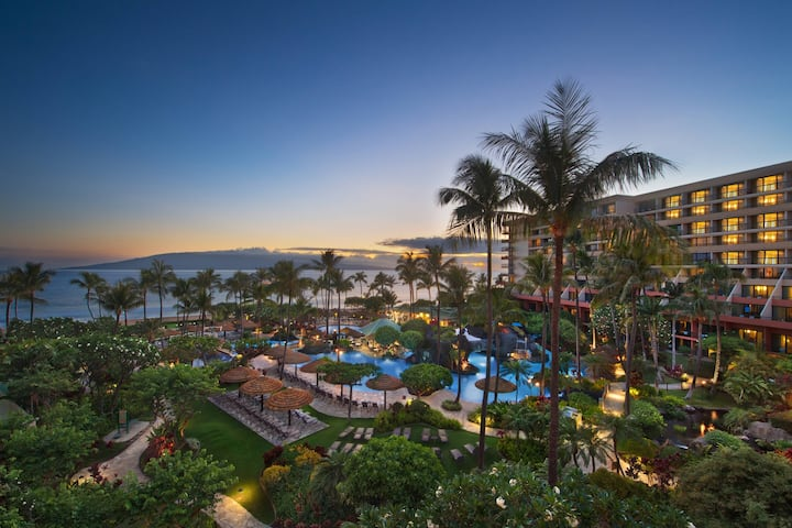 Oceanfront 1BR Suite at Marriott's Maui Ocean Club