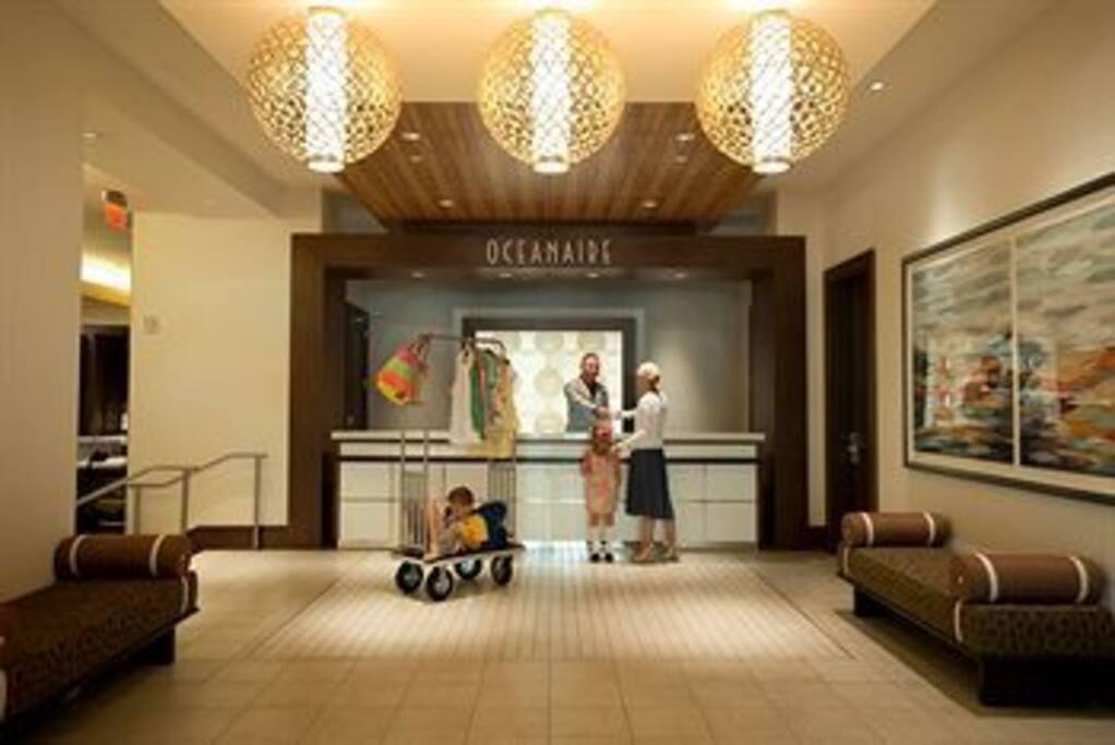 Oceanaire Resort Hotel Virginia Beach Website