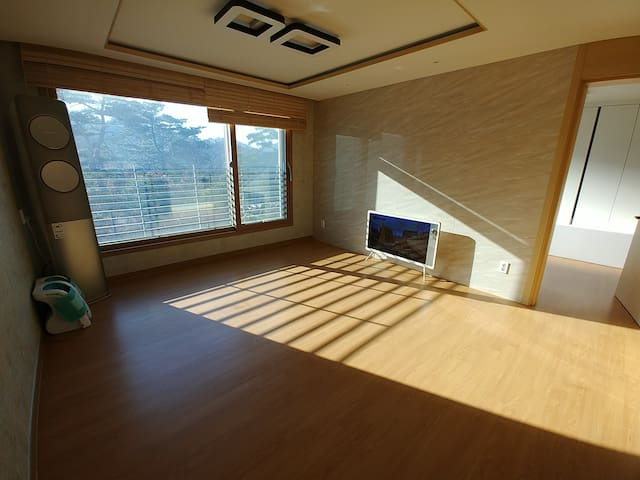 #1 Single room @Pyeongchang