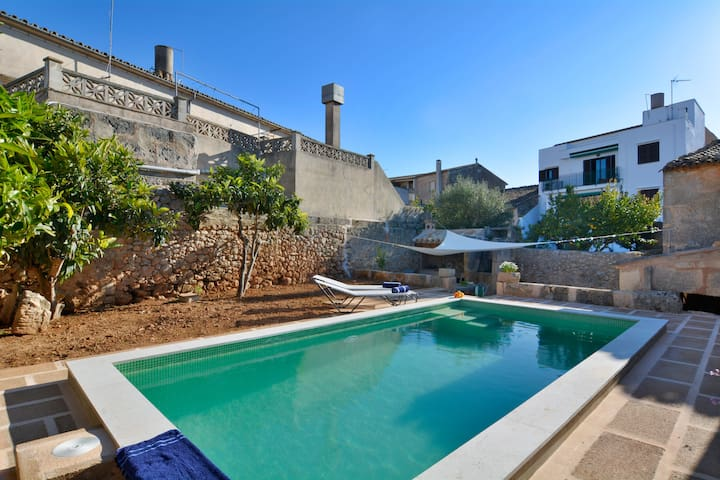 Mallorca  holidays house with pool - Algaida