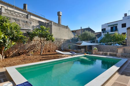 Mallorca  holidays house with pool - Algaida - Casa